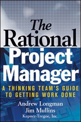 The Rational Project Manager | A. Longman |