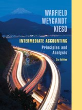 Intermediate Accounting | Terry D. Warfield |