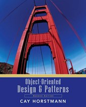 Object-Oriented Design and Patterns | Cay S. Horstmann |