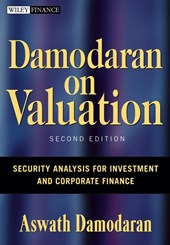 Damodaran on Valuation | Aswath Damodaran |