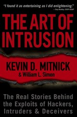 The Art of Intrusion | Kevin D. Mitnick |