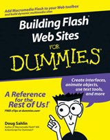 Building Flash Web Sites For Dummies | Doug Sahlin |