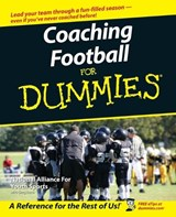 Coaching Football For Dummies | The National Alliance Of Youth Sports |