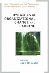 Dynamics of Organizational Change and Learning | Jaap Boonstra |
