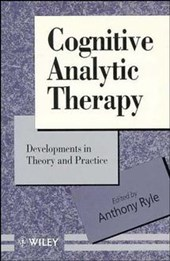 Cognitive Analytic Therapy | Anthony Ryle |