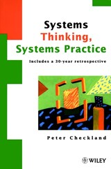 Systems Thinking, Systems Practice | Peter Checkland |