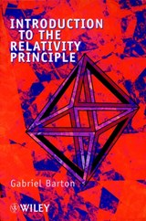 Introduction to the Relativity Principle | G. Barton |