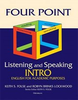 Four Point Listening and Speaking Intro (with Audio CD) | Robyn Brinks Lockwood |