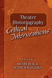 Theater Historiography