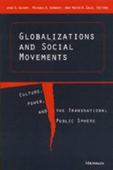 Globalizations and Social Movements |  |