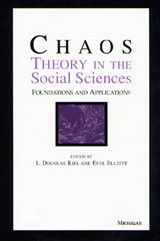Chaos Theory in the Social Sciences | auteur onbekend |