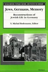 Jews, Germans, Memory