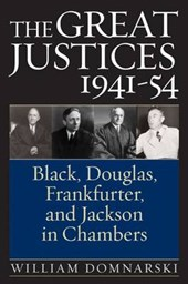 The Great Justices, 1941-54
