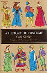 A History of Costume | Carl Kohler |