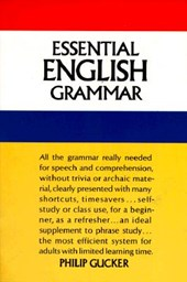 Essential English Grammar | Philip Gucker |
