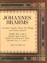 Complete Chamber Music for Strings and Clarinet Quintet | Johannes Brahms |