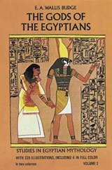 The Gods of the Egyptians, Volume | E. A. Wallis Budge |