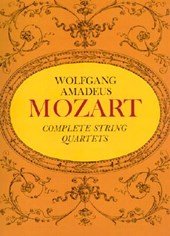 Complete String Quartets | Wolfgang Amadeus Mozart |