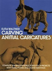 Carving Animal Caricatures | Elma Waltner |