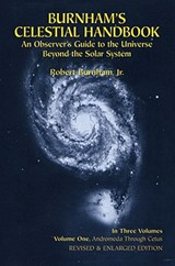 Burnham's Celestial Handbook, Volume One | Robert Burnham |