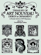 Treasury of Art Nouveau Design & Ornament