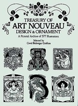 Treasury of Art Nouveau Design & Ornament |  |