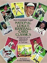 National League Baseball Card Classics | Bert Randolph Sugar |