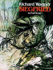 Siegfried in Full Score