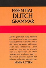Essential Dutch Grammar | Henry R. Stern |