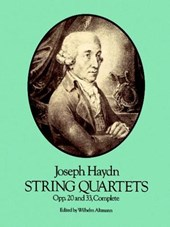 String Quartets, Opp. 20 and 33, Complete | Joseph Haydn |