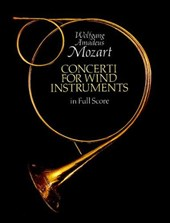Concerti for Wind Instruments in Full Score