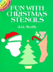 Fun with Christmas Stencils