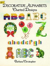 Decorative Alphabets Charted Designs | Barbara Christopher |