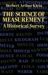 The Science of Measurement | Herbert Arthur Klein |