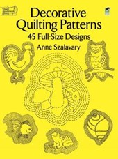 Decorative Quilting Patterns | Anne Szalavary |
