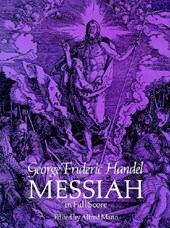 Messiah in Full Score