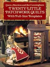Twenty Little Patchwork Quilts