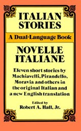 Italian Stories | Robert A. Hall |