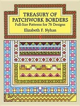 Treasury of Patchwork Borders | Elizabeth F. Nyhan |