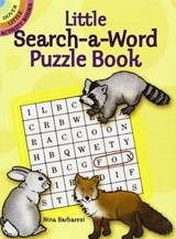 Little Search-A-Word Puzzle Book | Nina Barbaresi |