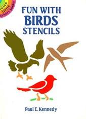 Fun with Birds Stencils