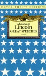 Great Speeches | Abraham Lincoln |