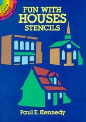 Fun with Houses Stencils | Paul E. Kennedy |
