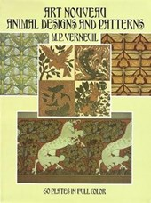 Art Nouveau Animal Designs and Patterns | M. P. Verneuil |
