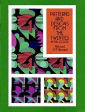 Patterns and Designs from the Twenties in Full Color | Ad Verneuil & . M. P. |