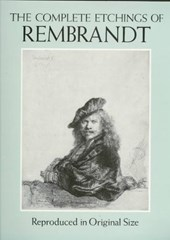 Dover Complete etchings of rembrandt