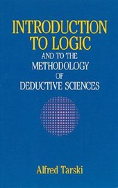 Introduction to Logic | Alfred Tarski |