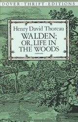 Walden: Or, Life in the Woods | Henry David Thoreau |