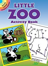 Little Zoo Activity Book | Becky Radtke |