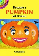 Decorate a Pumpkin with 34 Stickers | Cathy Beylon |